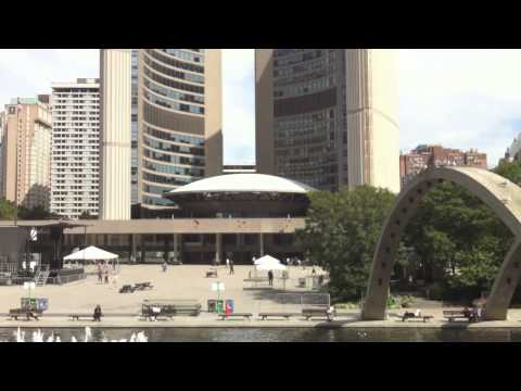 iPhone 4 Sample Video HD (Montage of Toronto)