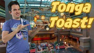 How to make Disney Polynesian Village Resort Tonga Toast