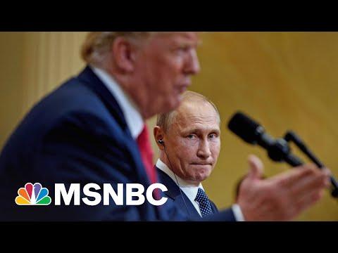 How Trump's Big Election Lie Really Helps Vladimir Putin