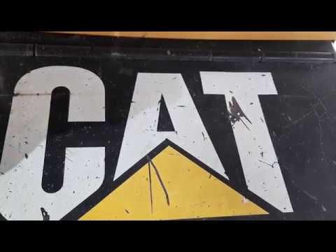 CAT 432F не работает кондиционер