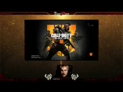 Experience Call of Duty - Black Ops 4 | Blackout /w Than3Dane 2K:1440p