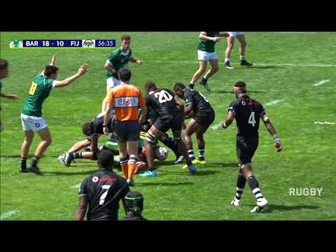 Australian Schools Barbarians vs Fiji Schools highlights