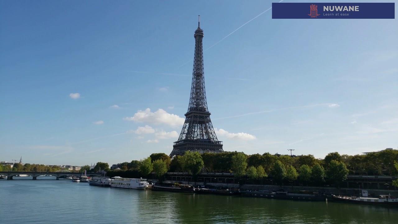 Eiffel Tower - අයිෆල් කුළුණ සහ ඉතිහාසය