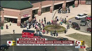 Here's why a 14-year-old shot up Madison High School