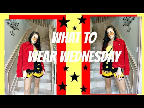 WHAT TO WEAR WEDNESDAY EP. 13