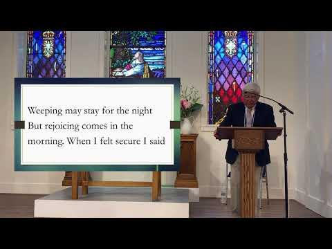 June 27, 2021 - Church Service