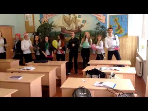 Видеоролик 11 класса на Новый год