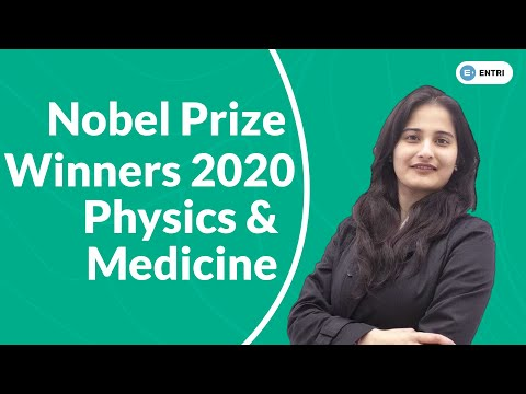 Nobel Prize 2020 | Physics & Medicine | Complete Facts and Information | Entri App Hindi