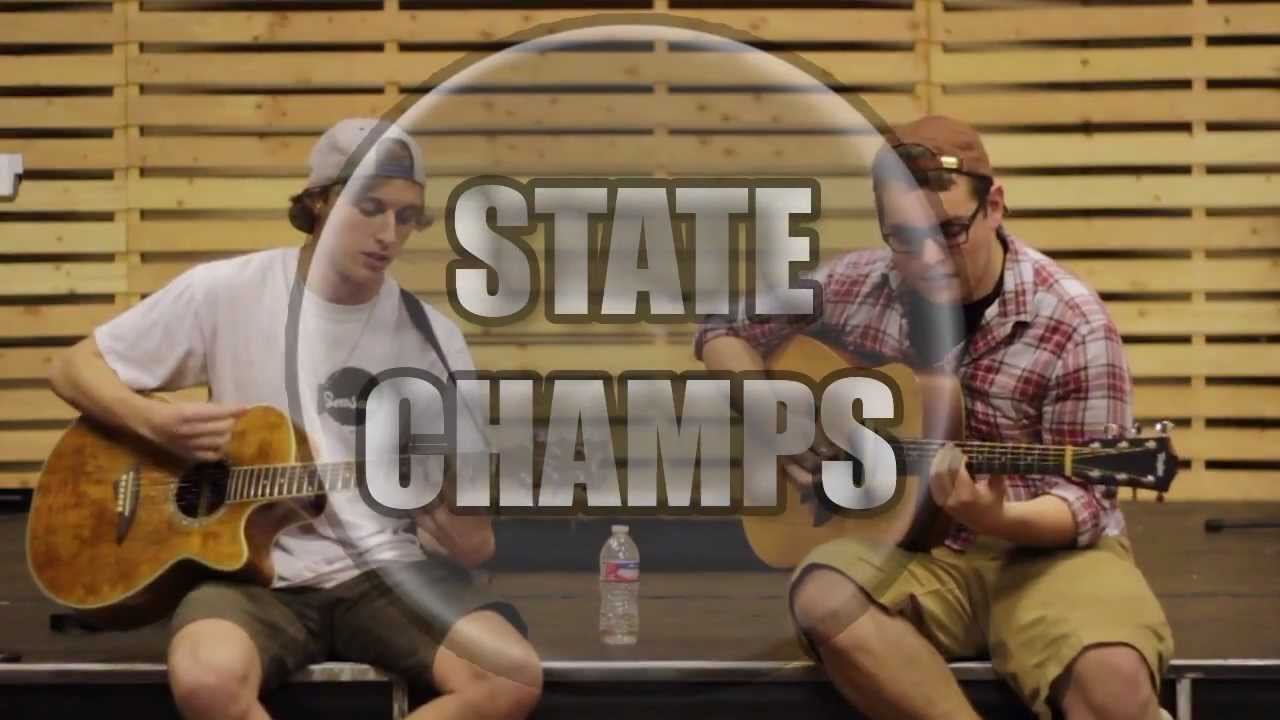 "State Champs - ""Critical"" (Acoustic Video) by Hoot Lenses (OvO)"