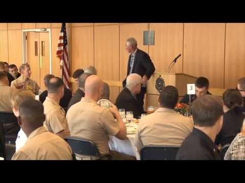 2016 Honor Courage, Commitment Luncheon - General Robert Van Antwerp