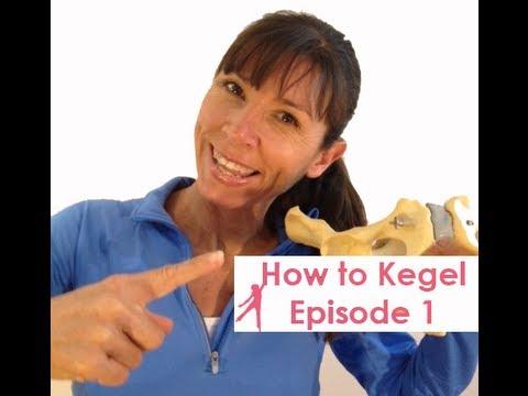 What is a Kegel? How to Kegel Episode 1