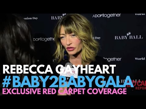 Rebecca Gayheart ed at 5th Annual BABY2BABY Gala Charity Fundraiser