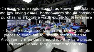 The No Nonsense Guİde To Flood Safety (Video)