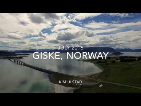 """Giske in 4K """"Mendum - Elysium feat. Eden"""""""