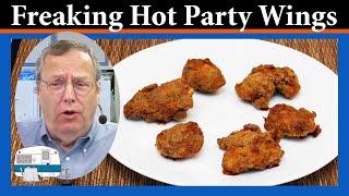 Freaking Hot Party Wings