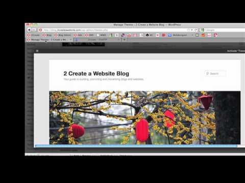 Creating a WordPress Child Theme