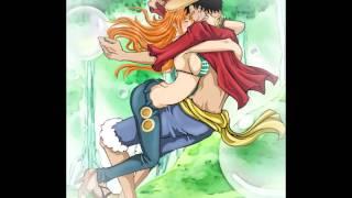 Luffy x Nami Love