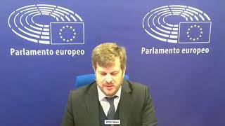 """Intervento in Plenaria dell'europarlamentare Pierfrancesco Majorino su """"Il deterioramento della situazione dei diritti umani in Algeria, in particolare il caso del giornalista Khaled Drareni"""""""