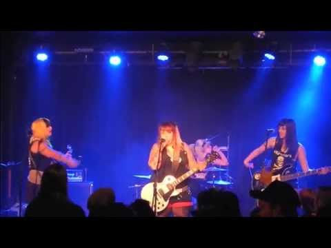 THE HORNY BITCHES - Live in Québec 2015