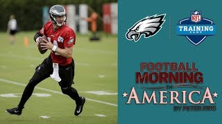 Philadelphia Eagles Training Camp 2018: Three Things to Know I NFL I NBC Sports