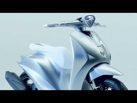 Xe Concept Yamaha Glorious-  Vietnam Motorcycle Show 2017