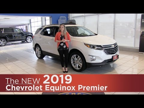 New 2019 Chevrolet Equinox Premier - Mpls, St Cloud, Monticello, Buffalo, Rogers, MN - Review