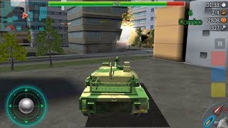 Generation Tank- tanks vs giant insects | Android Gameplay | Droidnation