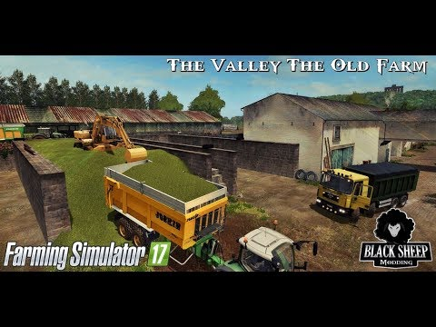 TEST N°1 THE VALLEY THE OLD FARM FS17 silage