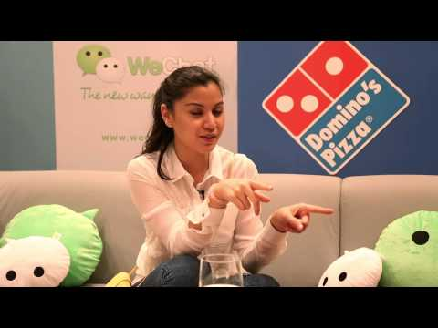 Dominos WeChat Event