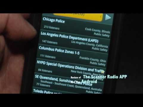 Scanner Radio app review free