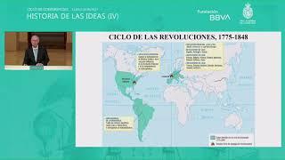 """Conferencia de Enrique Moradiellos: Liberalismo y reacción: la Europa del Congreso de Viena (1815)"""""""