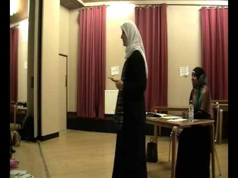 How Islam Elevates the Status of Women - Sarah Joseph - Cambridge ISoc Explore Islam Week