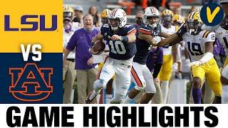 LSU Vs Auburn Highlights | Week 9 2020 College Football Highlights