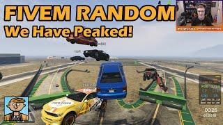 The Ultimate Random Racing Experience! - GTA FiveM Random Racing Live #20