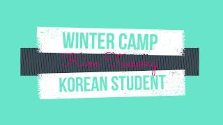ILC Taeseong's Student Review | Winter Camp 2020 | ILC Cebu