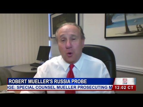 Michael Reagan on Manafort Judge Questioning Mueller's Powers