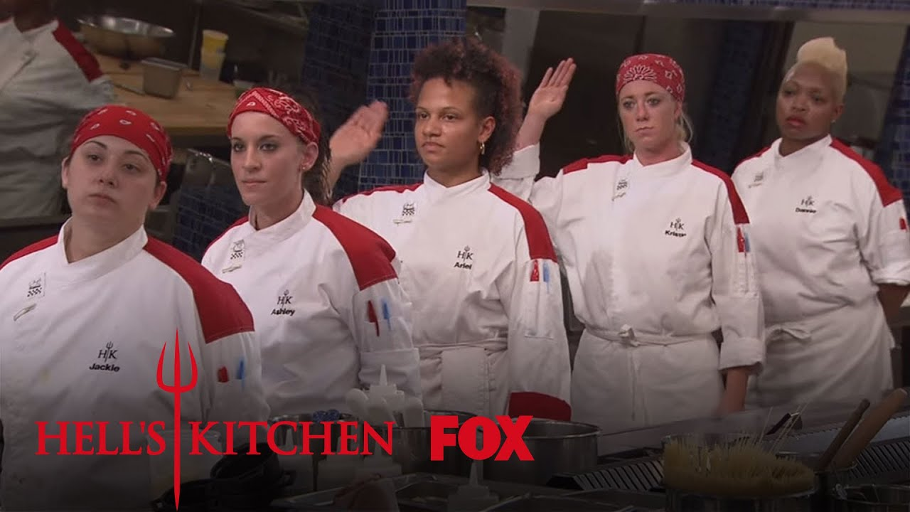Watch Hells Kitchen Season 6 Episode 15 Angel Beats