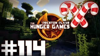 CANDY LAND OF DEATH! - Minecraft: Hunger Games w/Preston & Woofless #114