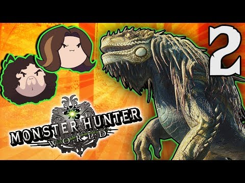 Monster Hunter World: A Whole New World - PART 2 - Game Grumps thumbnail