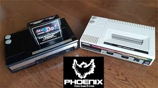 1st Look - New CollectorVision Phoenix - FPGA HD ColecoVision Console - Gamester81