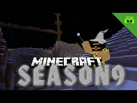DER UMZUG IST FAST GESCHAFFT! 🎮 Minecraft Season 9 #77
