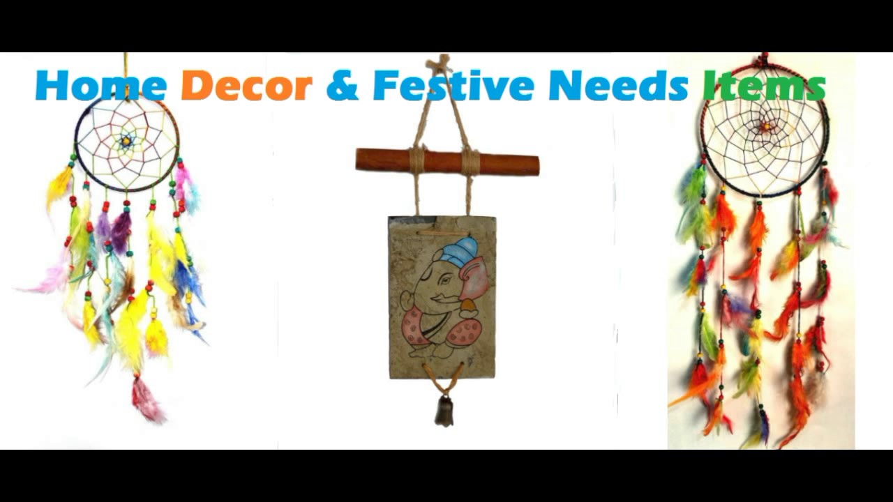 Cheak Out Attractive Home Decor Items Festive Needs Home Items