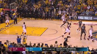 1st Quarter, One Box Video: Golden State Warriors vs. Cleveland Cavaliers