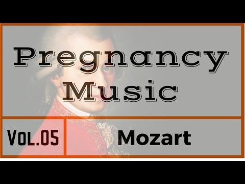 Mozart Music For Pregnant Women Vol. 05