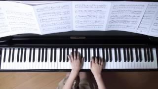 2016年9月11日 録画、 使用楽譜;全音・ピアノピース.