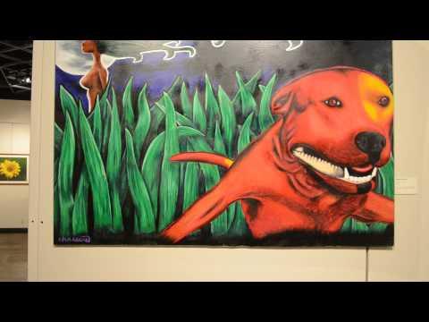 """Green"" Art Show at Columbia Art League"