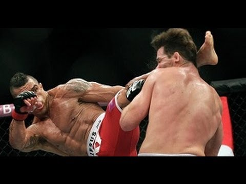 UFC SP Vitor Belfort vence por nocaute Michael Bisping TRAVEL_VIDEO