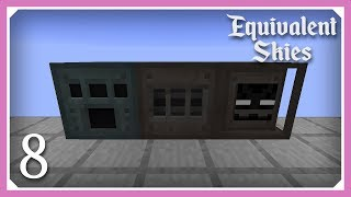 Equivalent Skies | Smelter, Slice n Splice & Soul Binder! | E08 Equivalent Skies Modpack Let's Play