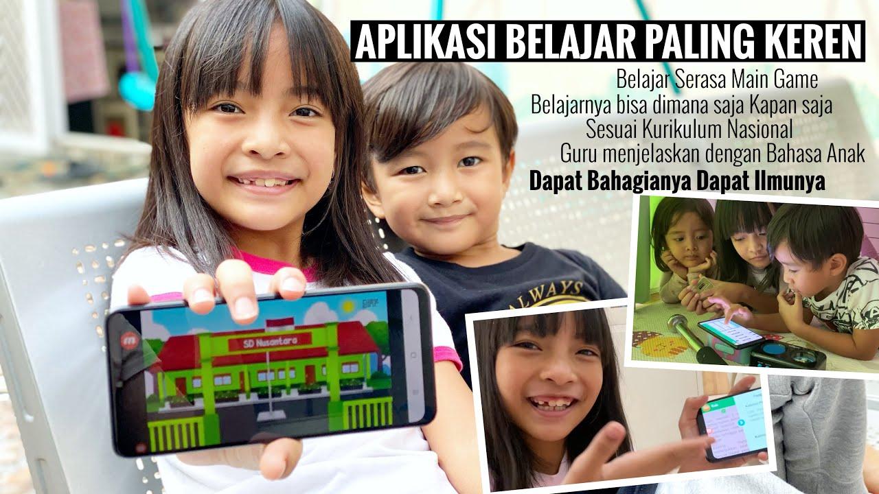 DAILY ROUTINE Zara   Membangkitkan Semangat Belajar Anak   ft. RUANG GURU DAFA LULU