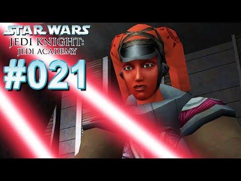 STAR WARS JEDI KNIGHT JEDI ACADEMY #021 Helle oder Dunkle Seite der Macht [Deutsch]
